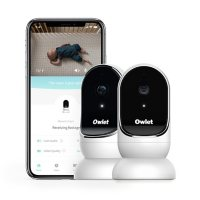 Owlet Cam Smart HD Video Baby Monitor (2 Pack)