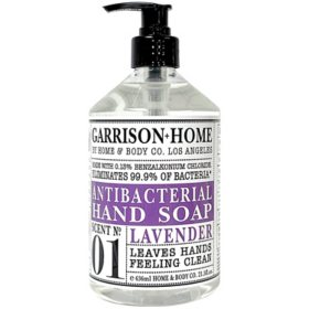 Garrison + Home Antibacterial Hand Soap (22 oz.)
