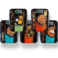 Fresh N' Lean Organic Single-Serve Meals Variety Pack (5 pk.), Delivered to your doorstep