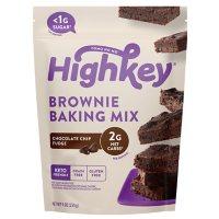 HighKey Chocolate Chip Fudge Brownie Baking Mix (9 oz.)