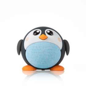 Planet Buddies Pepper the Penguin Bluetooth Speaker