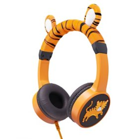 Planet Buddies Furry Kids Headphones (Choose Character)