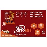 Real Ketones Chips, Sweet BBQ (I2 pk.)