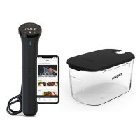 Anova Sous Vide Kit with Precision Cooker Nano and 12L Container