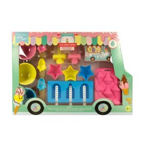 Handstand Kitchen Ice Cream Truck Summer Sweet Treats Dessert Making Set