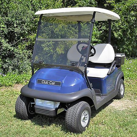 King B Club Car Precedent Hinged Golf Car Windshield