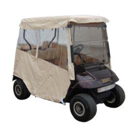 EZGO TXT Golf Car Over the Top Weather Enclosure