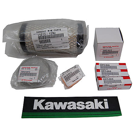 Kawasaki Mule PRO Gasoline FXT, FX and FXR Tune Up Kit