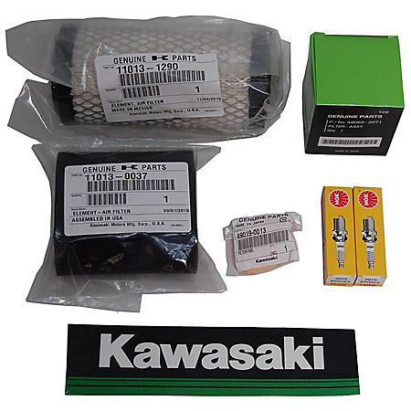 Kawasaki Mule 4000 / 4010 Gasoline Tune Up Kit
