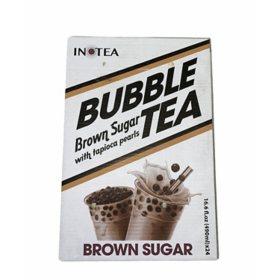 Inotea Bubble Tea Brown Sugar Bubble Tea Drink (16.6 oz., 24 ct.)