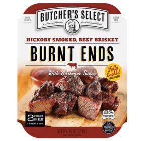 Butcher's Select Beef Brisket Burnt Ends (32 oz.)