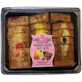 Mrs Wonderfuls Cakes Gourmet Sliced Loaf 21