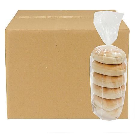 Plain Bagel, Bulk Wholesale Case (12 ct.)