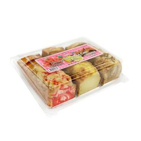 Mrs. W's Wonderlicious Gourmet Sliced Loaf Cakes (3 ct., 43 oz.)