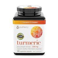 Youtheory Turmeric Extra Strength 1000mg (180 ct.)