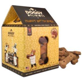 Doggy Delirious Peanut Butter Bones (6 - 16 oz. Packs)