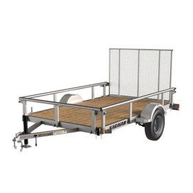 X-Frame Cart Blue Mesh 6 Bu