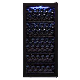 Whynter 124-Bottle Wine Cellar