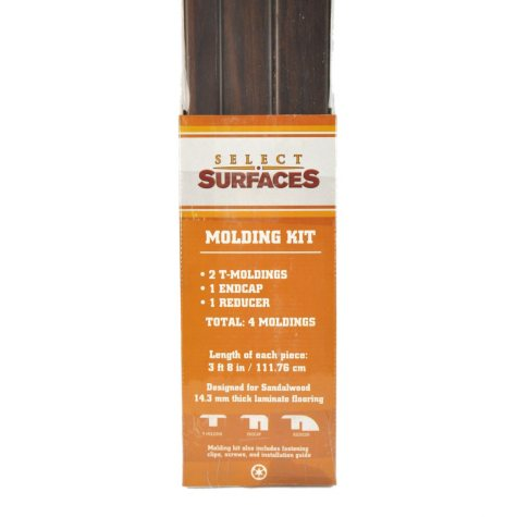 Select Surfaces™ Laminate Molding kit - Sandalwood