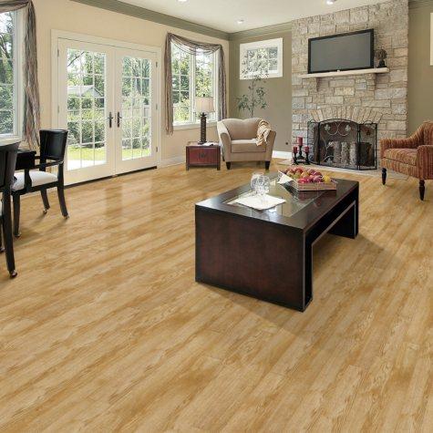 Select Surfaces Classic Oak Laminate Flooring