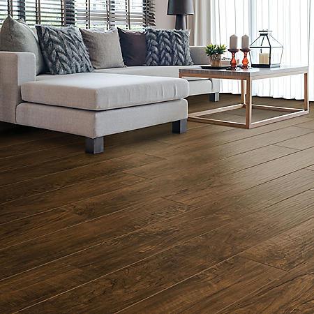 Select Surfaces Mocha Walnut Laminate Flooring