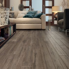 Select Surfaces Silver Oak Laminate Flooring