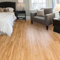 Select Surfaces Honey Maple Laminate Flooring