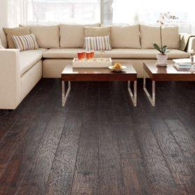 Select Surfaces Espresso Laminate Flooring
