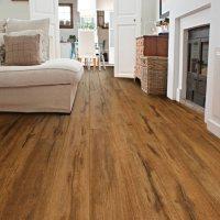 Select Surfaces Caramel Laminate Flooring