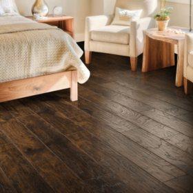 Select Surfaces Woodland Hickory Laminate Flooring