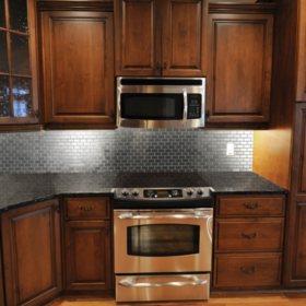 Select Surfaces Midtown Aluminum Wall Tile
