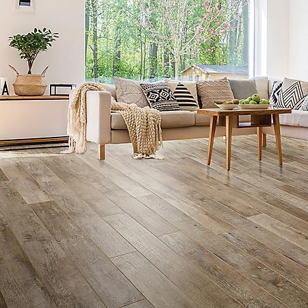 Select Surfaces Nutmeg Laminate Flooring