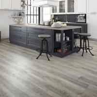 Select Surfaces Harbor Gray Rigid Core Vinyl Plank Flooring