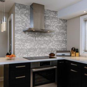 Select Surfaces Soho Peel & Stick Mosaic Wall Tile