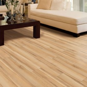 Select Surfaces Royal Maple Laminate Flooring