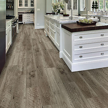 Select Surfaces Farmhouse Rigid Core Vinyl Plank Flooring (3 boxes)