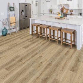 Select Surfaces Harvest Oak Rigid Core Vinyl Plank Flooring (3 Pk.)