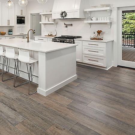 Select Surfaces Boardwalk Spill Defense Laminate Flooring