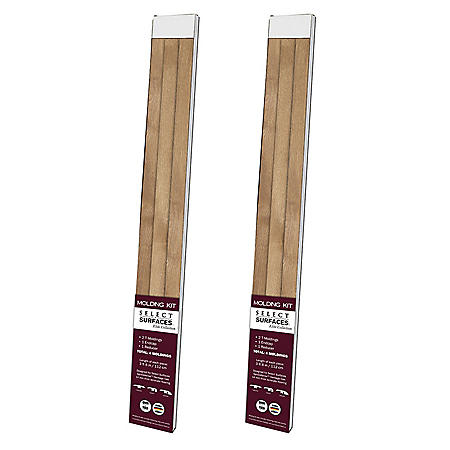 Select Surfaces Heritage Oak Molding Kit (2 Pk.)