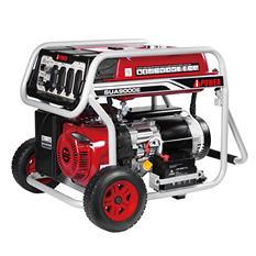 A-iPower 7,000 / 9,000 Watt Gasoline Powered Generator with Electric Start