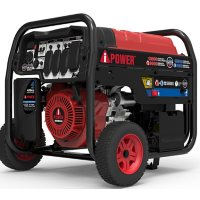 Deals on A-iPower 12,000 / 10,800 Watt Gasoline LPG Portable Generator