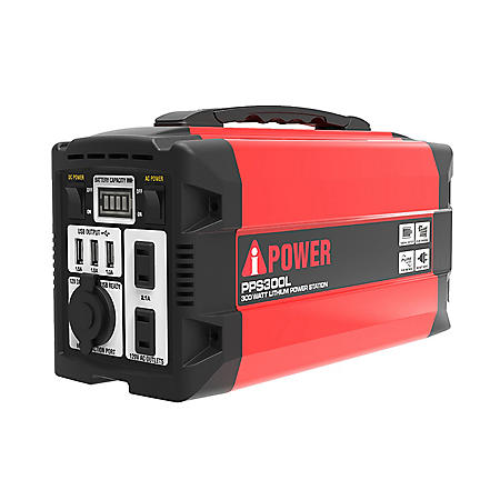A-iPower 300 Watt Lithium Power Supply