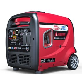 A-iPower SUA3800iED Dual Fuel Enclosed Digital Inverter Generator