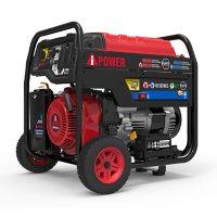 A-iPower 6000 Watt Dual Fuel Generator