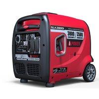 A-iPower SUA3800i Enclosed Digital Inverter Generator Deals