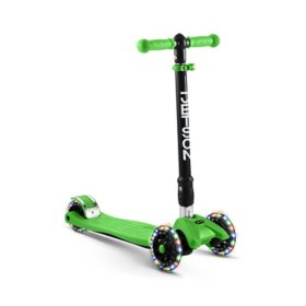 Jetson Twin Wheel Folding Kick Scooter (Assorted Colors)
