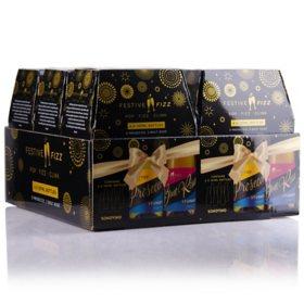 Sonovino Festive Fizz Wine Gift Pack (187 ml, 6 pk.)