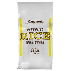 Augusta Long Grain Parboiled Rice - 25 lbs.