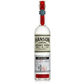 Hanson of Sonoma Organic Vodka Original (750 ml)