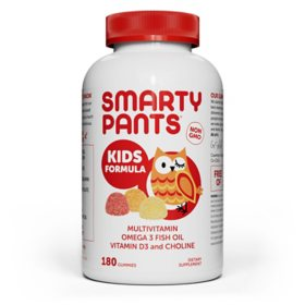 SmartyPants Kids' Complete Multivitamin (180 ct.)
